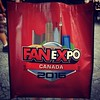 This is our day today #fanexpocanada2016