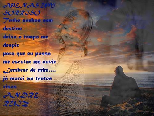 APENAS UM SORRISO by amigos do poeta