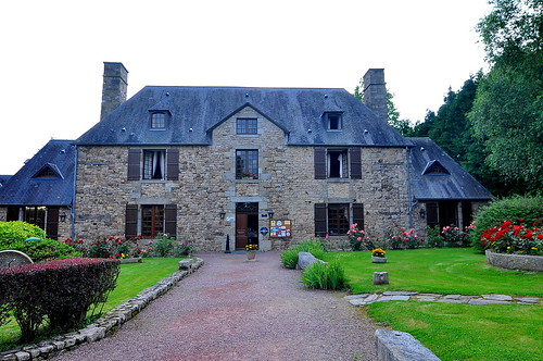 Manoir de l'Acherie - Sainte-Cécile - Normandy