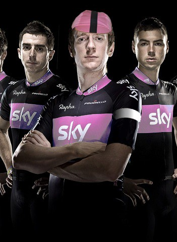 Team Sky Rapha