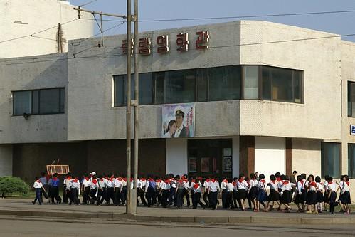 Rangnang Cinema, Pyongyang