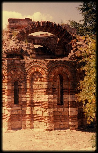 Church of the Holy Archangels Michael and Gabriel, Nessebar, Bulgaria