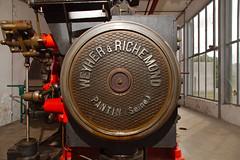 Machine à vapeur Weyher  Richemond - Photo of Talmontiers