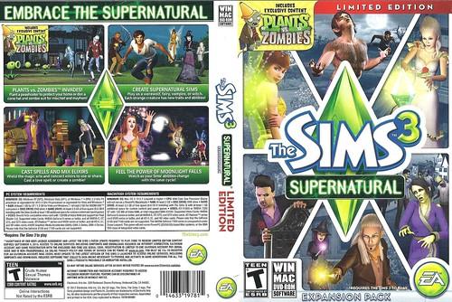 Supernatural 001