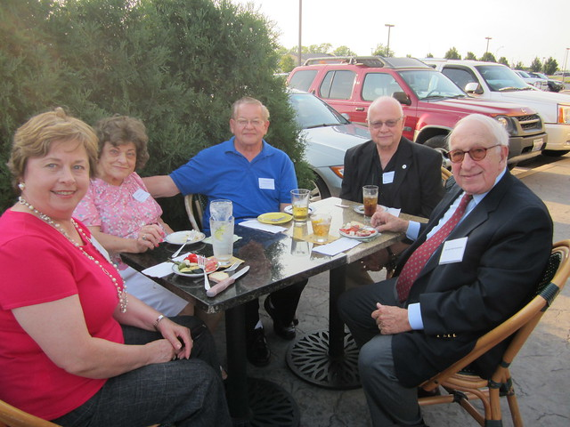 Alumni Gathering in Munster, IN  - August 23, 2012
