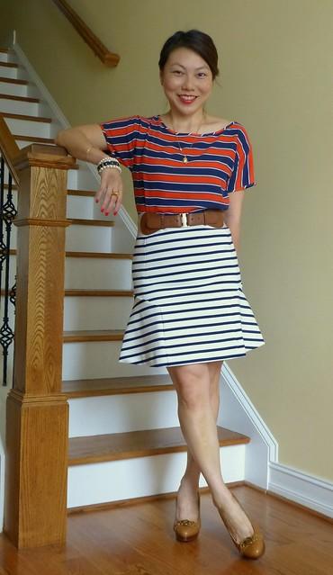 gondola stripes