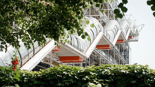 Centre Georges Pompidou, Paris, França
