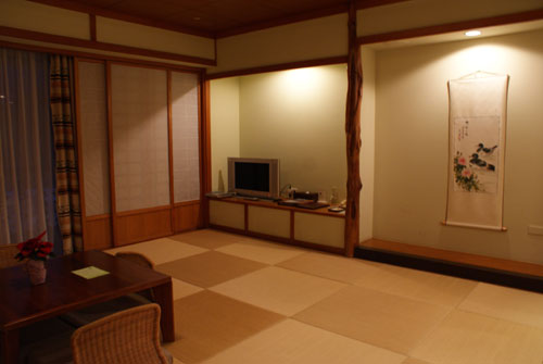 知本老爺房間