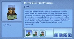 By The Book Food Processor