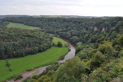 River Wye from Symonds Yat Rock