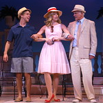DR Scoundrels L-R Ben Nordstrom (Freddy) Laura E. Taylor (Christine) & Dennis Parlato (Lawrence) Photo P. Switzer 2012 - THE ARVADA CENTER OPENS THE 2012 - 2013 THEATER SEASON WITH DIRTY ROTTEN SCOUNDRELS The madcap musical that will leave audiences laughing and cheering for more! September 11 - 30, 2012  Please use photo credit in the image title for all reprints.