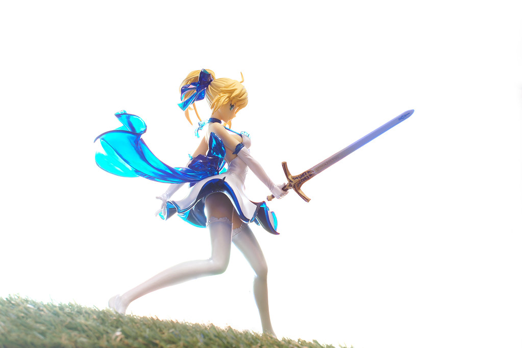 TYPE-MOON 10th Anniversary Saber