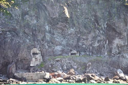 龜山島-軍事碉堡