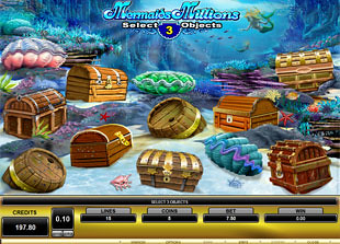Mermaids Millions Free Spins