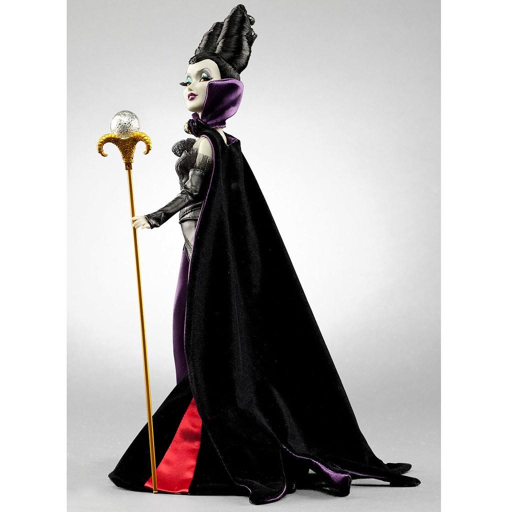 maleficent disney villains designer collection doll