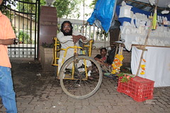 The Disabled Candle Sellers shot by Marziya Shakir 4 year old by firoze shakir photographerno1