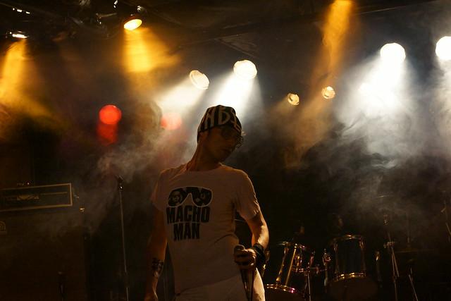 極東のハリー live at Outbreak, Tokyo, 11 Sep 2012. 223