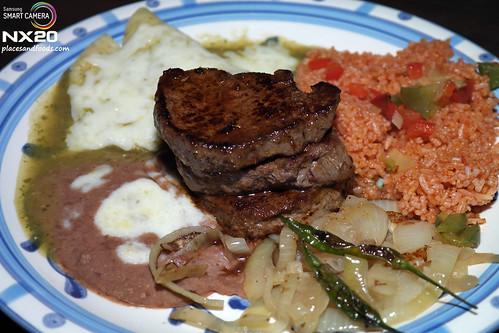 Fresca Mexican Carne Asada a la Tampiquena
