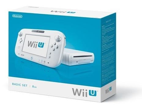 Nintendo Wii U Basic Set