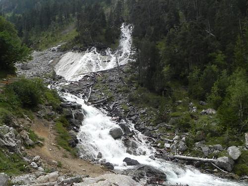La cascade des Poux