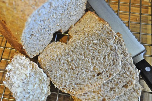 whole grain bread machine 18
