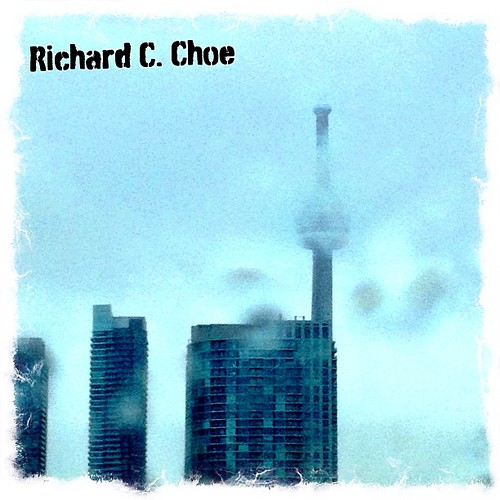 CN Tower and buildings (9.14, '12) by rchoephoto