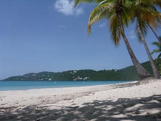 Image of  Magens Bay Beach  near  Charlotte Amalie. beach stthomas usvi magensbay unitedstatesvirginislands