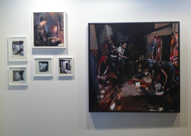 Enriquo Freitag_Galerie Eigenheim_ photos by artfridge.de