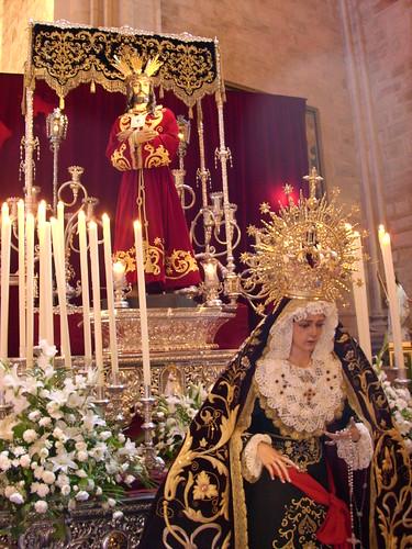 Cultos María Santísima de los Dolores (III)