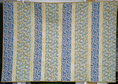 41x60 garden stripe by Anonymous
