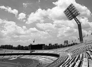 Estadio Olímpico Universitario [UNAM]