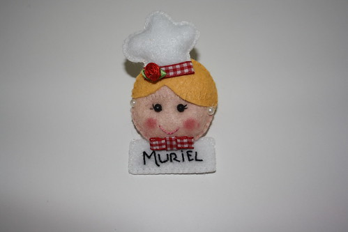 ♥♥♥ Muriel... by sweetfelt \ ideias em feltro