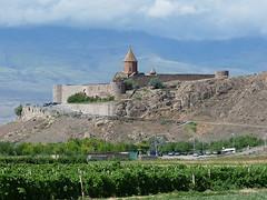 Khor Virap aneb Jak jsem se v Arménii (ne)stal kmotrem