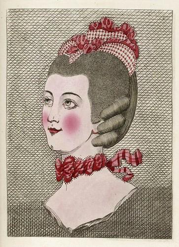001-L'Art de la Coiffure des Dames Françaises…1767-Monsieur Legros