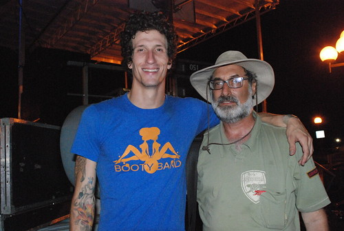 David Shaw of The Revivalists and Curt Gibbs from ExperienceLA