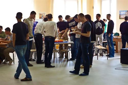 Zfort Group Celebrates Programmer's Day (2011)