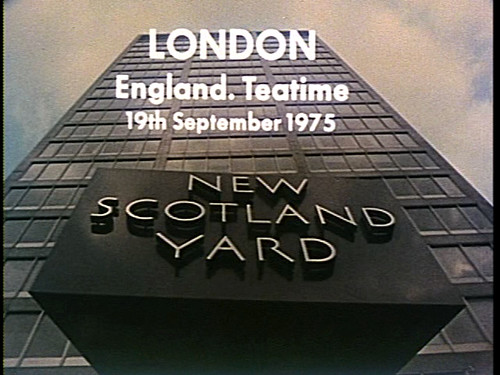 New Scotland Yard, 1975