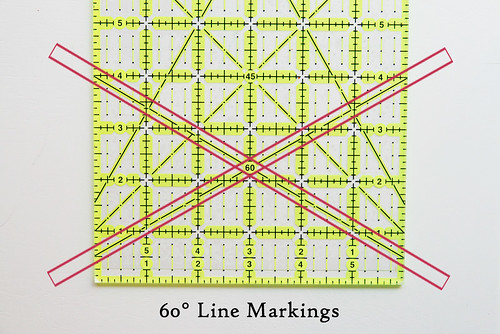 60Degree Line Markings