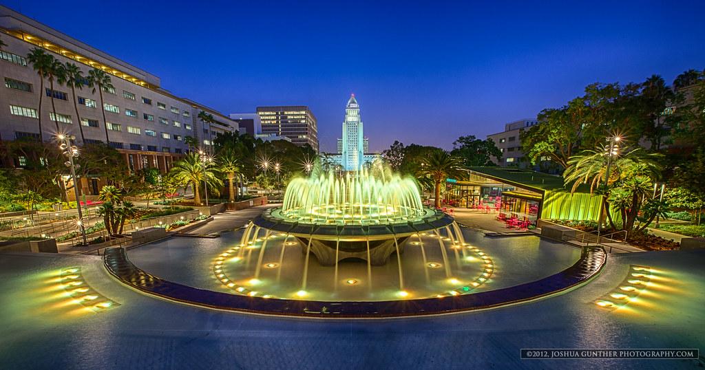 Grand Park -LA