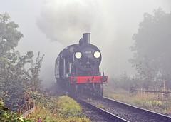 Severn Valley Railway - Autumn Steam Gala Septmber2012