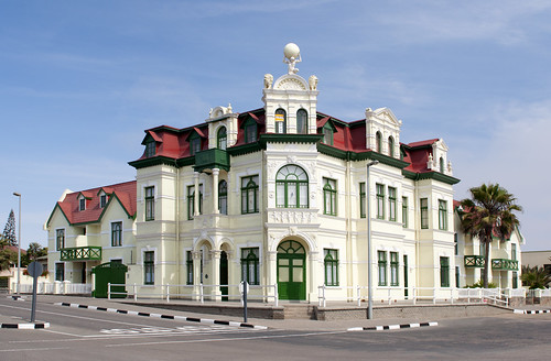 Former hotel, Swakopmund