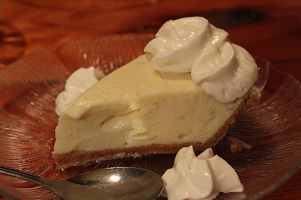 Key Lime Pie, Mar Vista, Restaurant Review, Longboat Key, FL