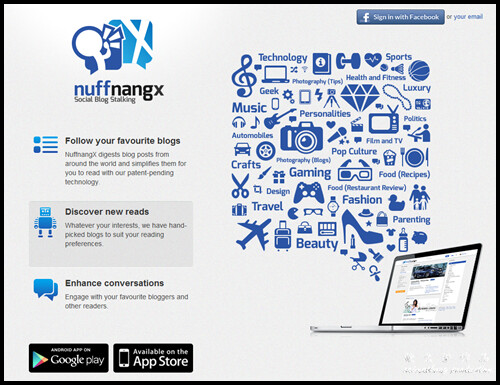 Have you try out Nuffnangx yet? Claim your NuffnangX now!