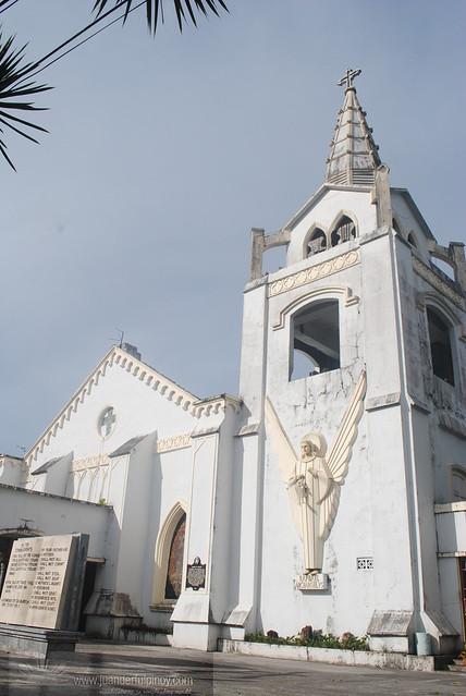 st raphael church legazpi