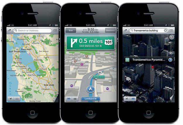 No Google Maps para iPhone 5 ni iOS 6 por ahora
