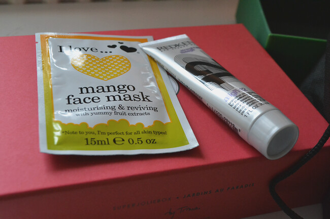 daisybutter - UK Style and Fashion Blog: joliebox, september 2012, beauty sample box, review