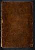 Binding of Serapion, Johannes, the Elder: Breviarium medicinae