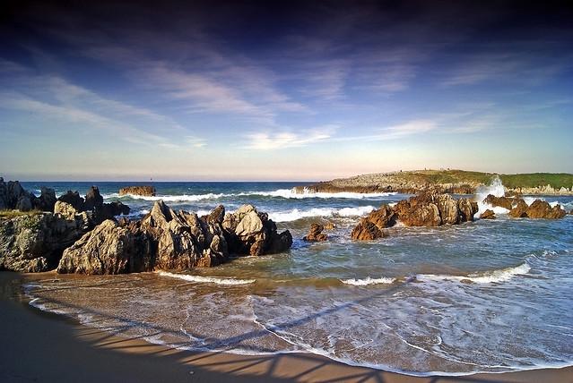Playa de Toró - Llanes - Asturias -