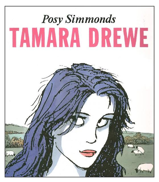 Posy Simmonds: Tamara Drewe