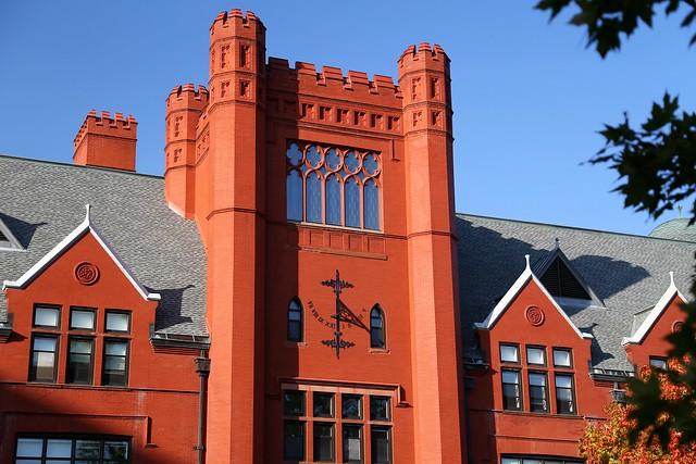 UWM Merrill Hall